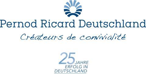 Pernod Ricard Deutschland feiert 25-jähriges Firmenjubiläum