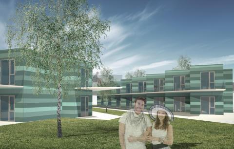 Mobilhouse vil løse de studerenes boligproblemer