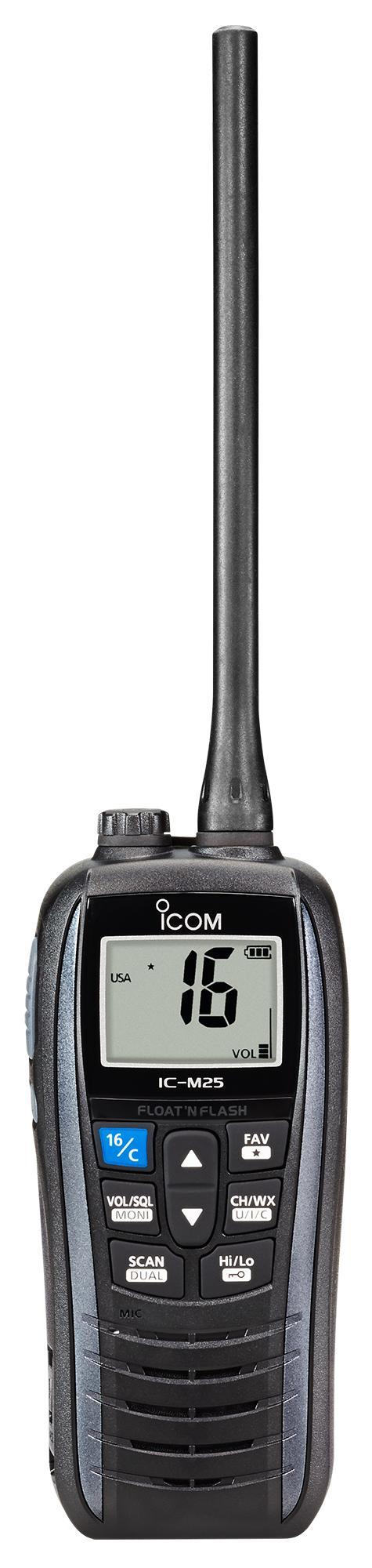 Icom IC-M25 (grå)