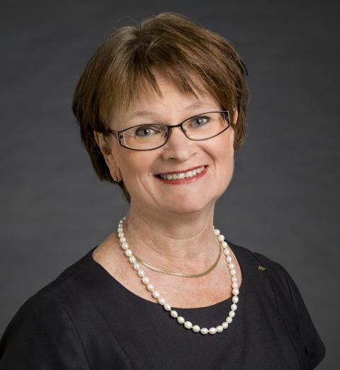 Ewa Andersen blir ny vd för Sparbankernas Riksförbund