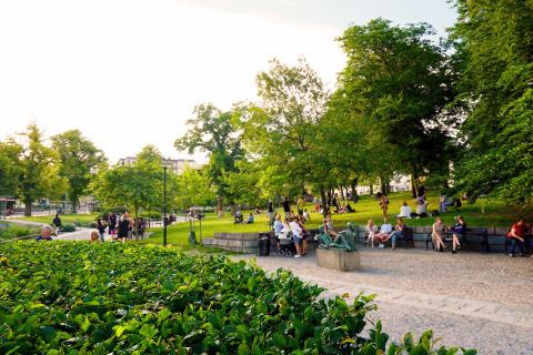Foodtruck-kväll i Södertälje City – Matfavorit i repris