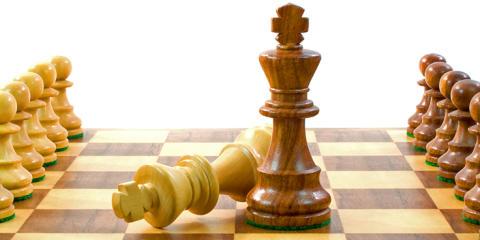 Stockholm får äntligen ett schackcafé!