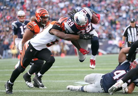 New England Patriots vs. Cincinnati Bengals