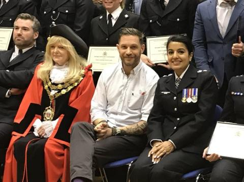 27 members of public among 70 commended in Richmond