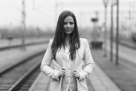 40 000 kronor – till tonsättaren Cecilia Damström / säveltäjälle Cecilia Damström