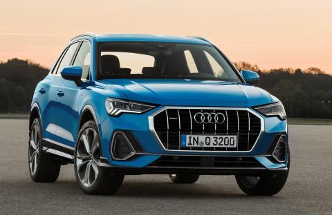 Audi præsenterer 2. generation af Audi Q3