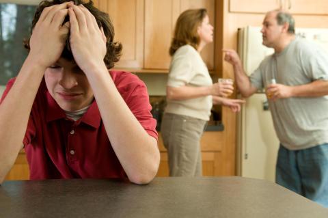 Familie alkoholisme