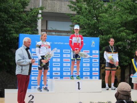 Emma tog en klar seger i Svenska Mästerskapen