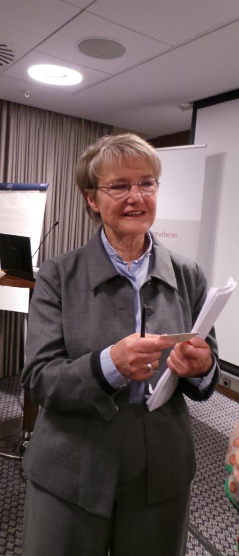 Kristina Persson Global Utmaning