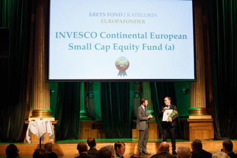 INVESCO Continental European Small Cap Equity Fund (a)
