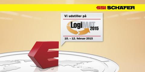 SSI Schäfer udstiller på LogiMAT 2015