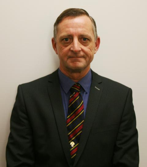 'JUSTICE': Councillor Alan McCarthy, Rochdale Borough Council's Lead Member for the Armed Forces