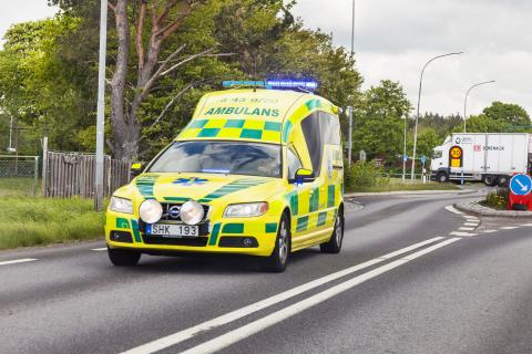 Stora skillnader över landet i ambulansvårdens e-hälsa