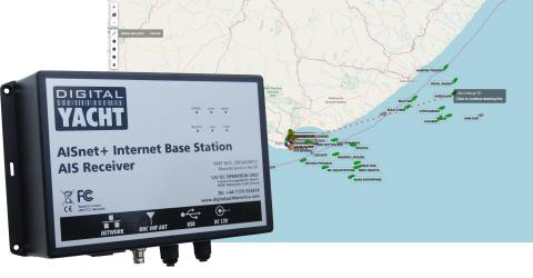 Digital Yacht at Boot 2020 with AIS Internet of Things Applications