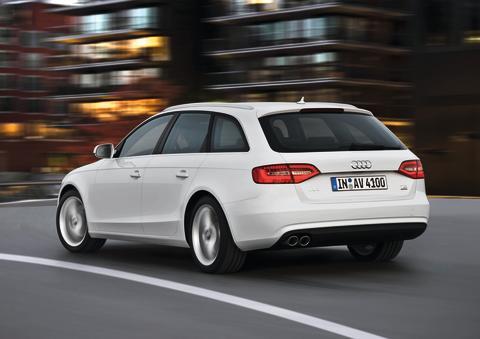 Starka oktobersiffror för Audi i Sverige