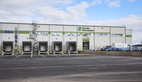 Toppmodern tvättanläggning öppnar i Västerås