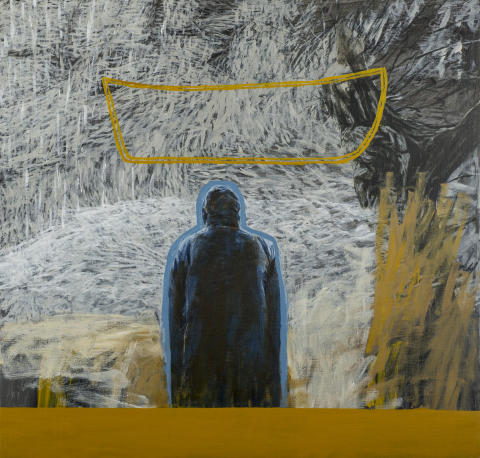 Måleri, konst och rörlig bild i Lidköpings Konsthall i år