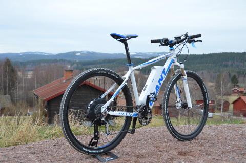 Elcykel Giant Talon
