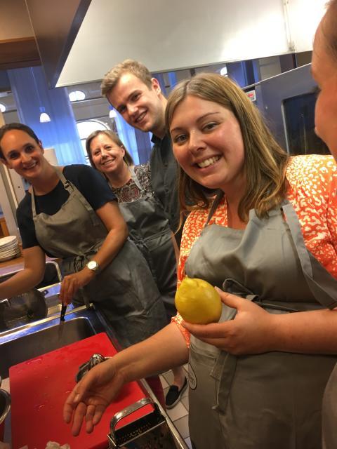 Kurs i hållbar matlagning