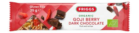 Friggs Goji Berry Dark Chocolate