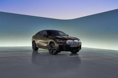 Helt nye BMW X6