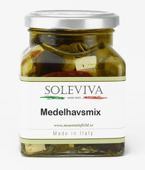 Medelhavsmix