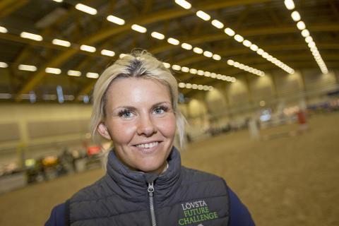 Karin Martinsen uttagen till GHS