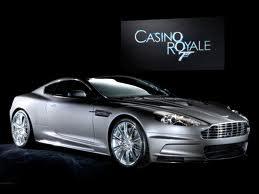 Stena Lines Bilferieundersøkelse: James Bonds Aston Martin drømmebilen