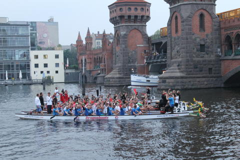 media.netFUN: 6. Dragonboats Media-Cup