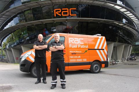 RAC Business set to keep MPG Marathon 2015 on the move