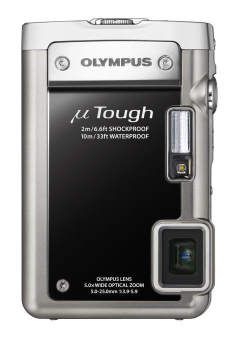 Olympus µ TOUGH-8010 och µ TOUGH-6020 - Marknadens stryktåligaste kameraserie i ny tappning