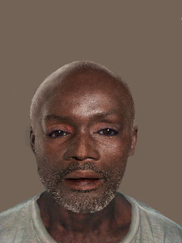 E-fit image of the man police would like to identify