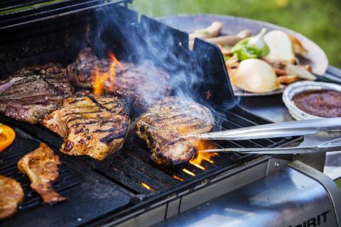 Atrian kesän uutuudet: Hyvä grilliruoka, parempi mieli