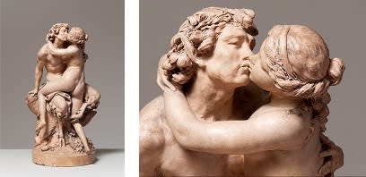 Nationalmuseum acquires Clodion's Satyr and Nymph