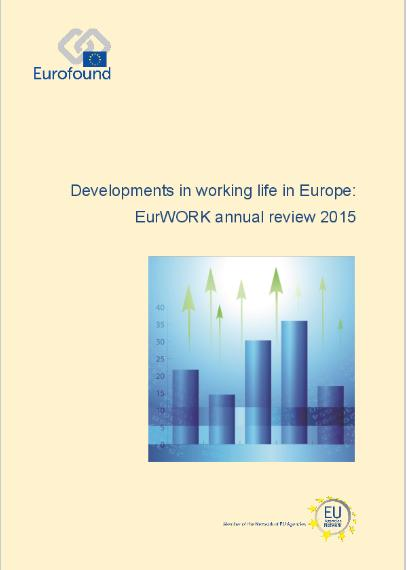 A year in review – working life in 2015