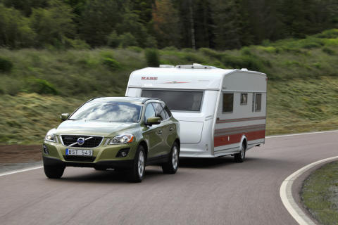 Trailer Stability Assist, technology that brakes runaway trailers
