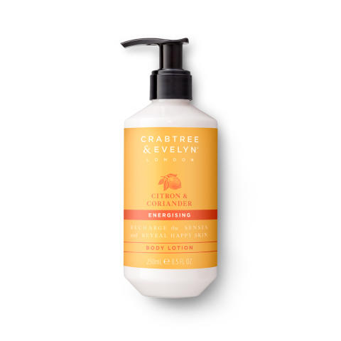 Citron & Coriander  Body Lotion