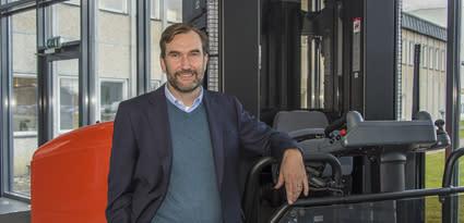 Försäljningsökning med + 45 % för Toyota Material Handling Sweden