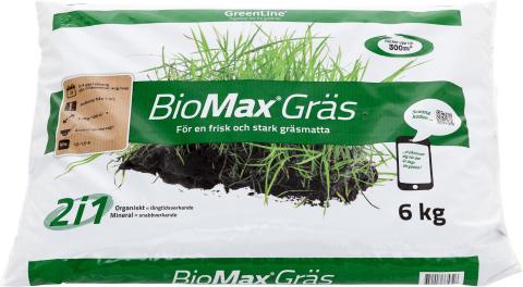 BioMax Gräs