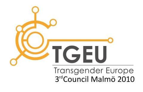 Demonstration och uttalande mot transfobi i Malmö