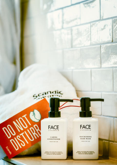 Scandic and FACE Stockholm
