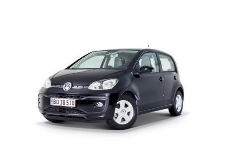 Volkswagen up!  - ny kampagnemodel og nye privatleasingpriser