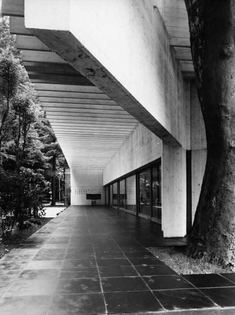 Sverre Fehn's Venice pavilion drawings to be shown for the first time