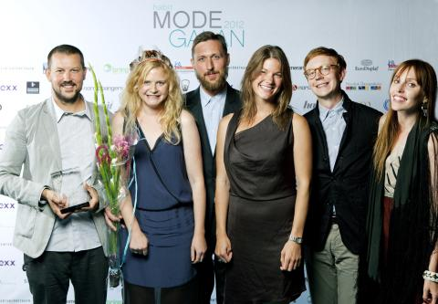 Vinnare Årets Multibrandbutik Habit Modegalan 2012 - Nitty Gritty, Stockholm