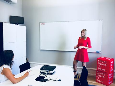 Kostnadsfritt lunchseminarium: Great Practices från Sveriges Bästa Arbetsplatser (begränsat antal platser)