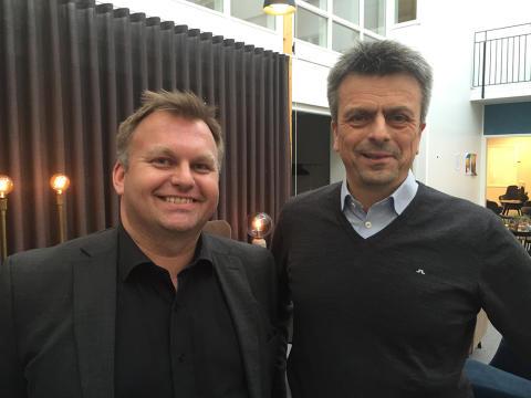 Norra Sveriges första accelerator vill starta fler företag - gästades av norrbottningen som varit chef på Warner Bros och Electronic Arts