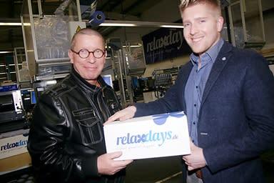 """Relaxdays"" erobert den virtuellen Marktplatz"