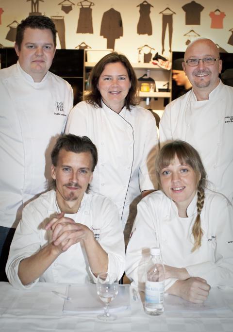 Jury Smarta Kocken 2010