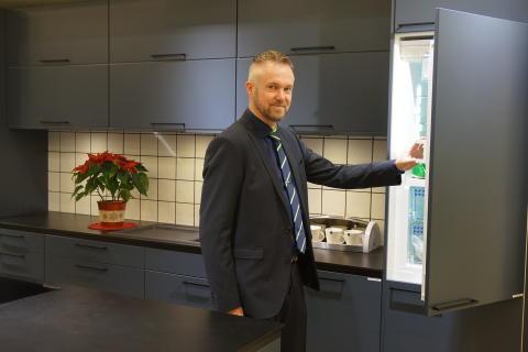 Sami Viitanen, tuotepäällikkö, Gigantti Oy