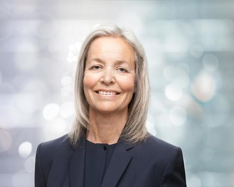 Mari Broman, styrelseordförande Marginalen Bank